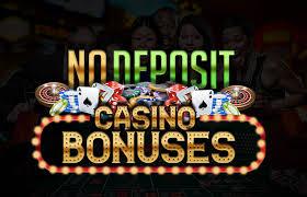 online no deposit casino bonus