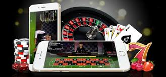 A Short History of Mobile Casino Gambling