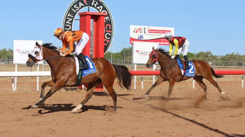 The Classic Mount Isa Cup, Run at Mt Isa This Racing Season