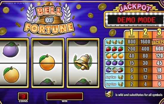 Bell of Fortune Slot Overview for Casino Gamblers Online