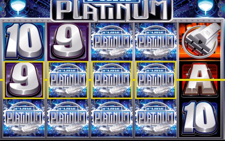 Pure Platinum Online Slot Guide for Casino Gamblers