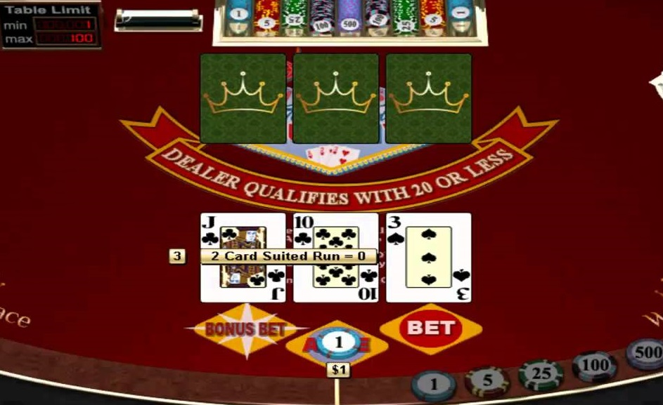 Vegas Three Card Rummy Casino Game Explained for iPhone Players